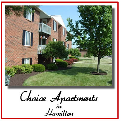 Choice Apartments in Hamilton