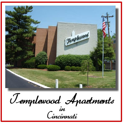 Templewood Apartments in Cincinnati